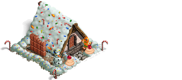 Gingerbread House Level 2